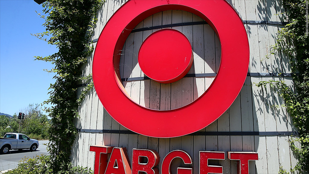 target where things stand