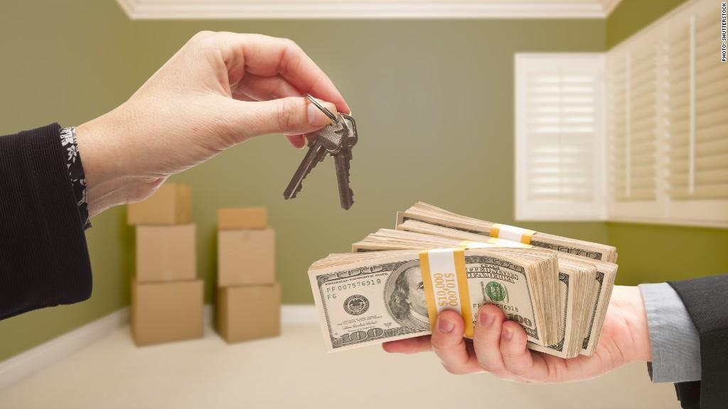 cash home sales
