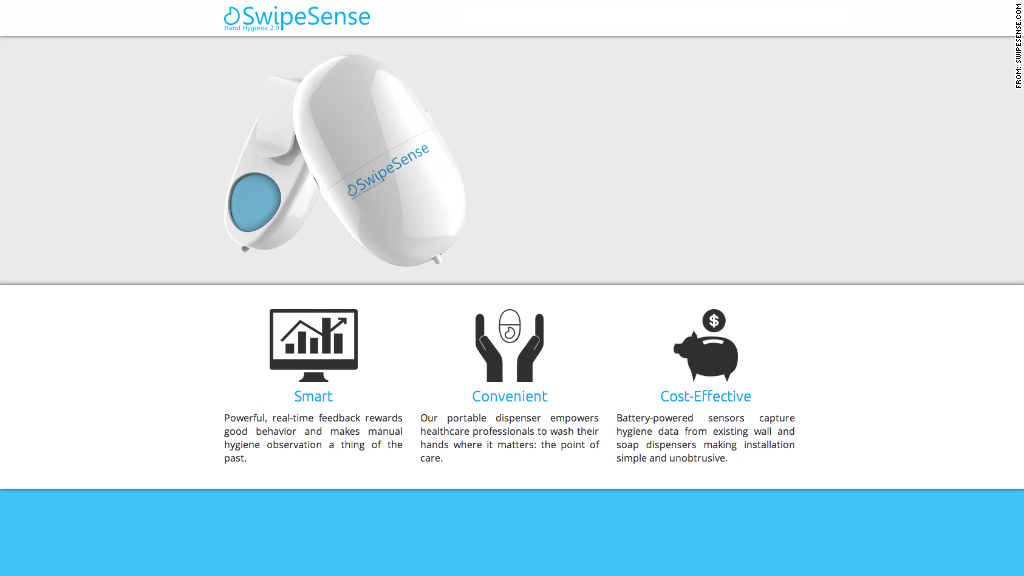 health tech swipesense