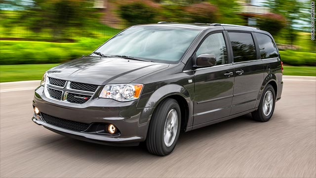 The Dodge Grand Caravan Will Go Out Of Production In 2016 But There Be A New Chrysler Town Country That Available Plug Hybrid