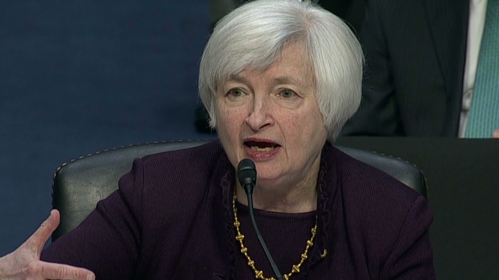 Janet Yellen: No obvious stock bubble