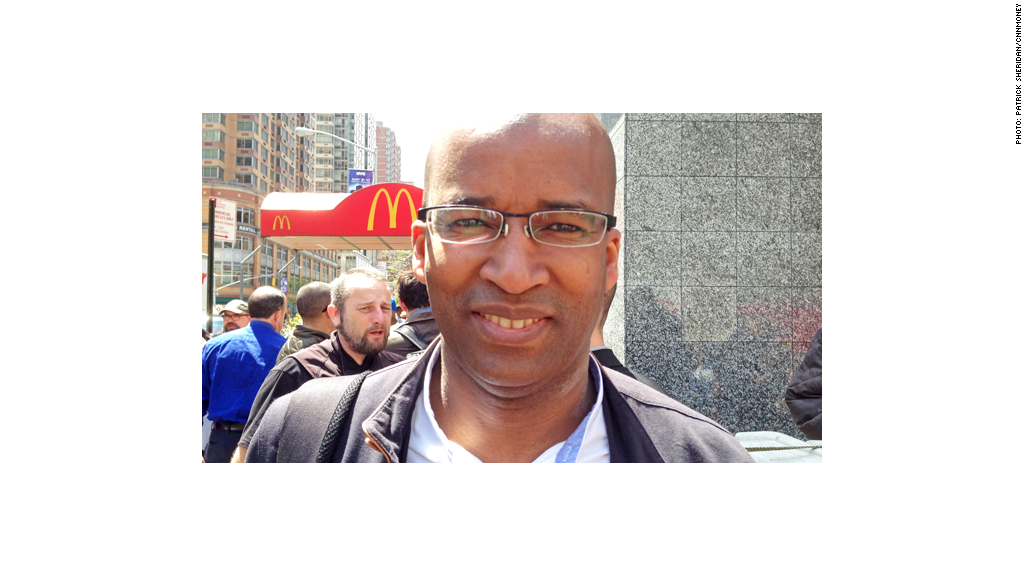 fast food strike kader diop