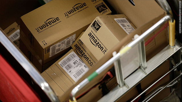Amazon expands Sunday deliveries