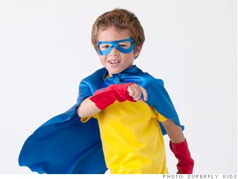 superfly kids instory