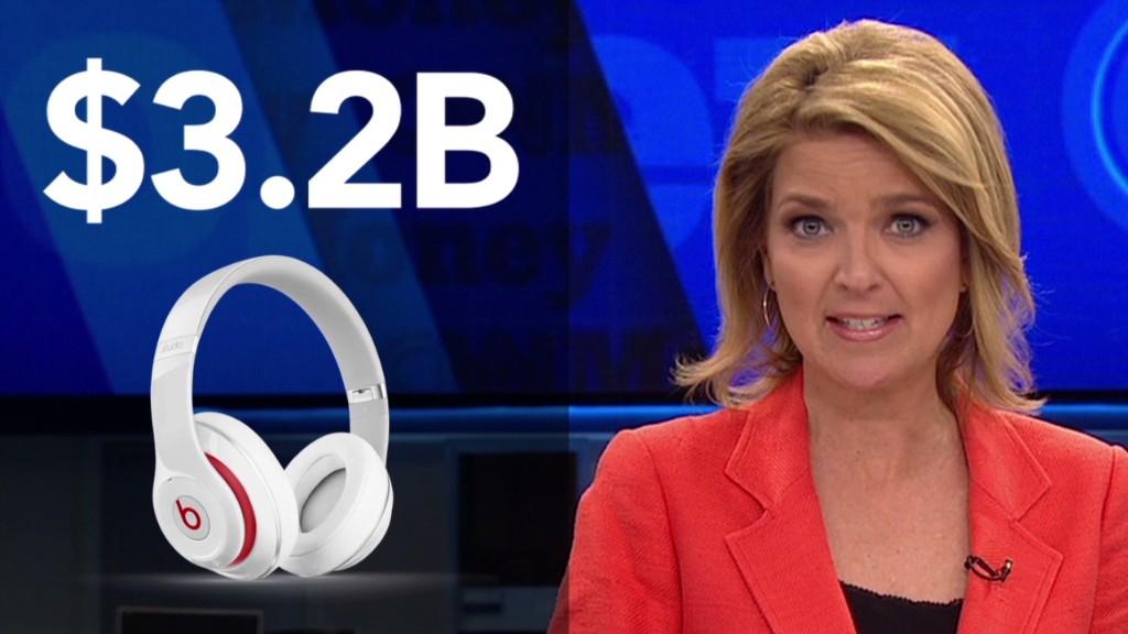 Is Beats worth $3.2 billion?