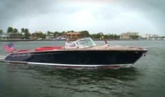 A million-dollar picnic boat