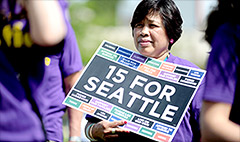 Washington state defies minimum wage logic