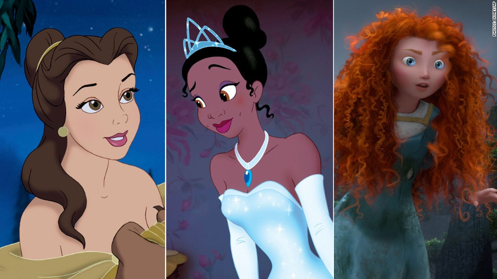 movies disney princesses