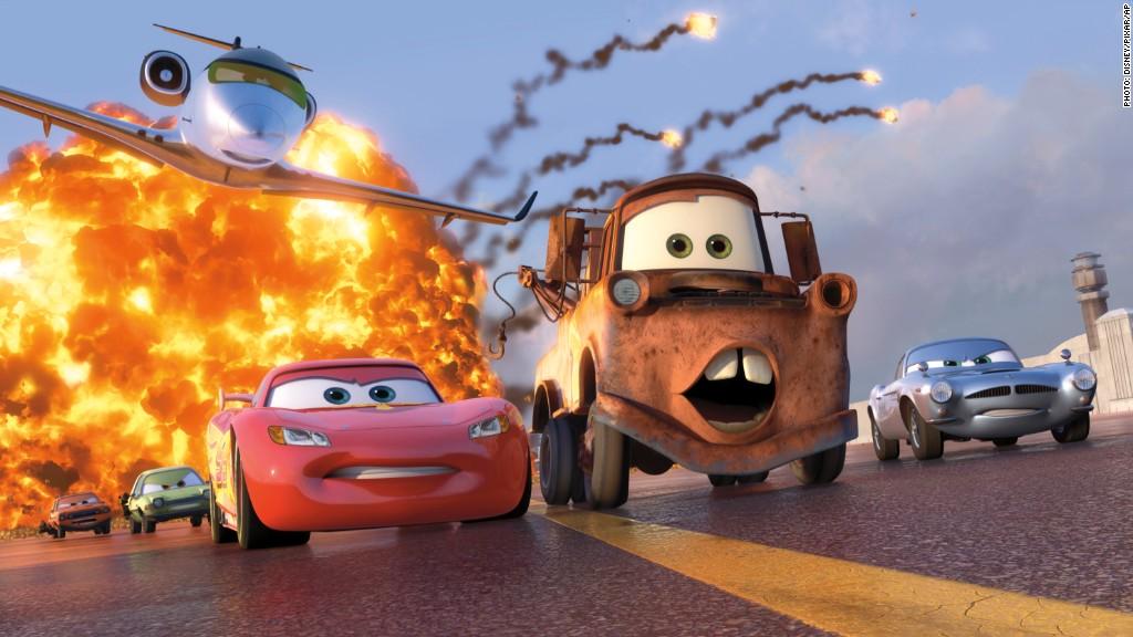 movies cars 2