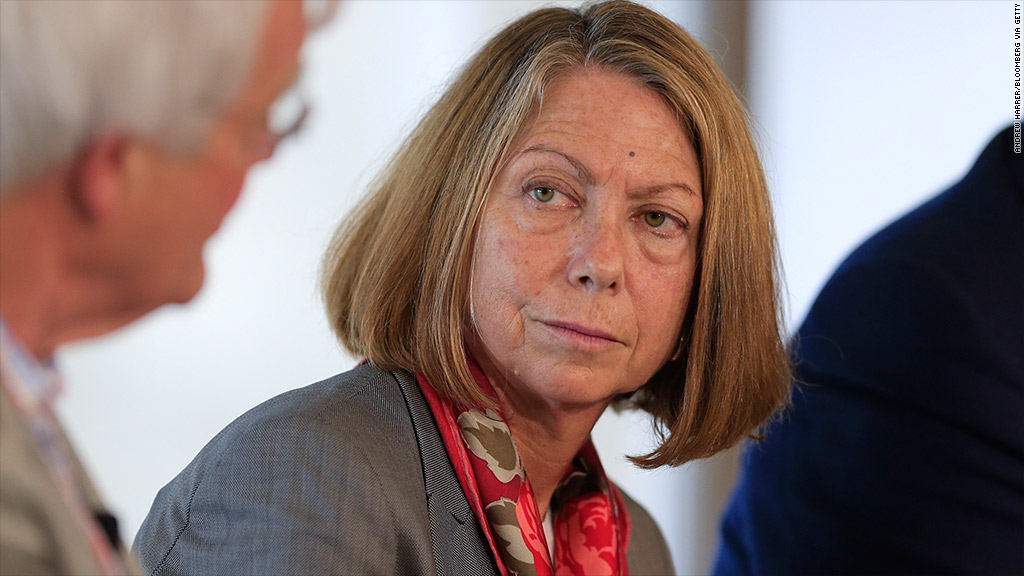 jill abramson out new york times