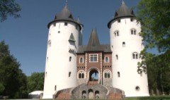I live in a Renaissance fair castle