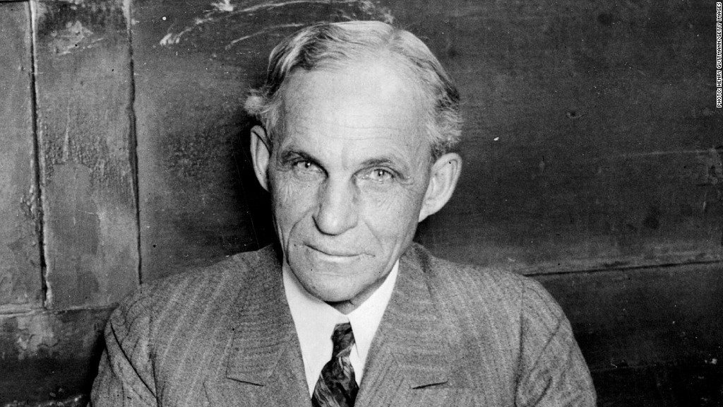 19. Henry Ford - The richest Americans in history - CNNMoney
