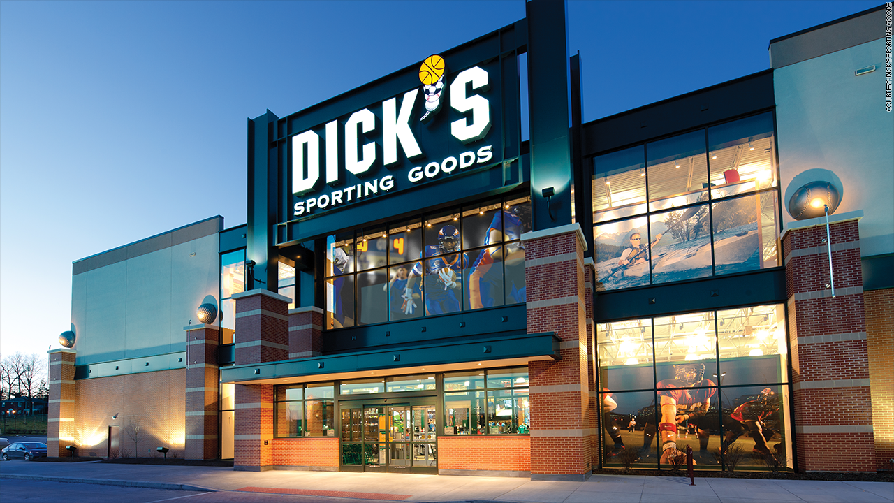 · Dick's Sporting Goods plans to destroy the assault-style rifles and accessories it agreed to take off its shelves in February instead of returning them to manufacturers. It is the latest action.
