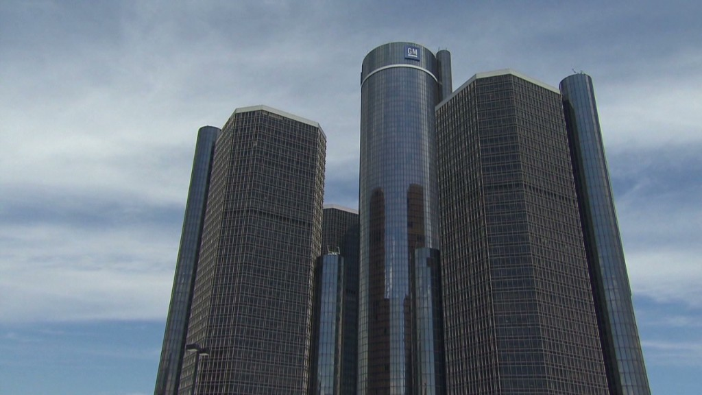What the heck is going on with GM?