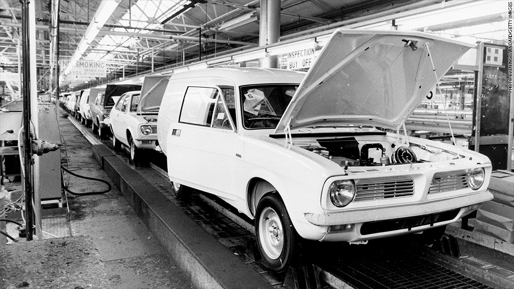 1970 ford recall