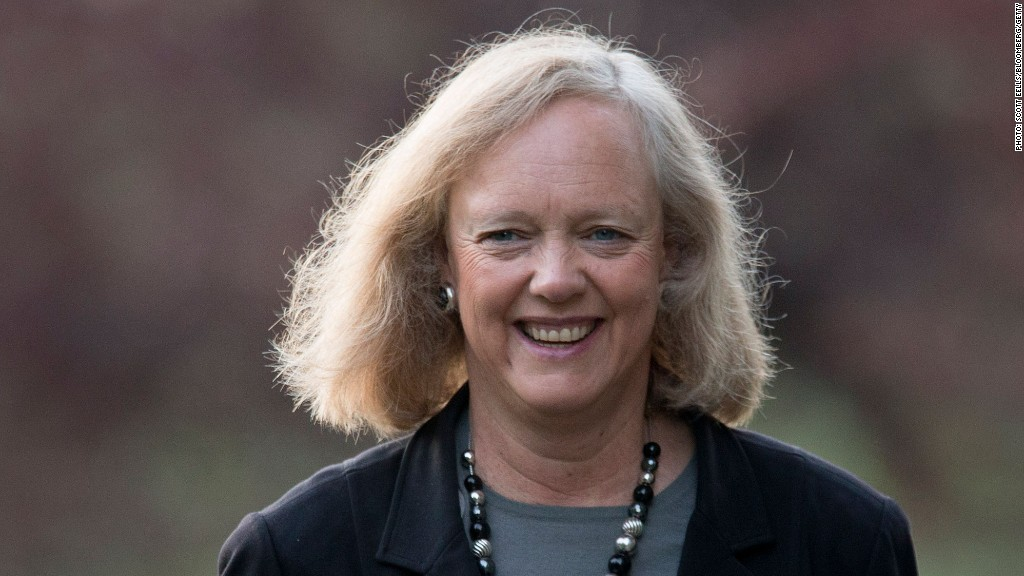 mag whitman Meg whitman is the president and chief executive officer (ceo) of ebay, inc, the online auction site that became one of the world wide web's most surprising success stories.