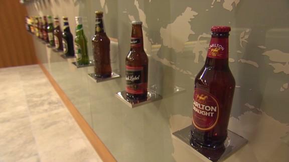 Anheuser-Busch InBev agrees to buy SABMiller in biggest beer deal ever