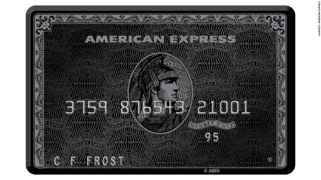 wealth american express centurion
