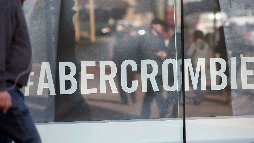 Abercrombie makes losing money stylish