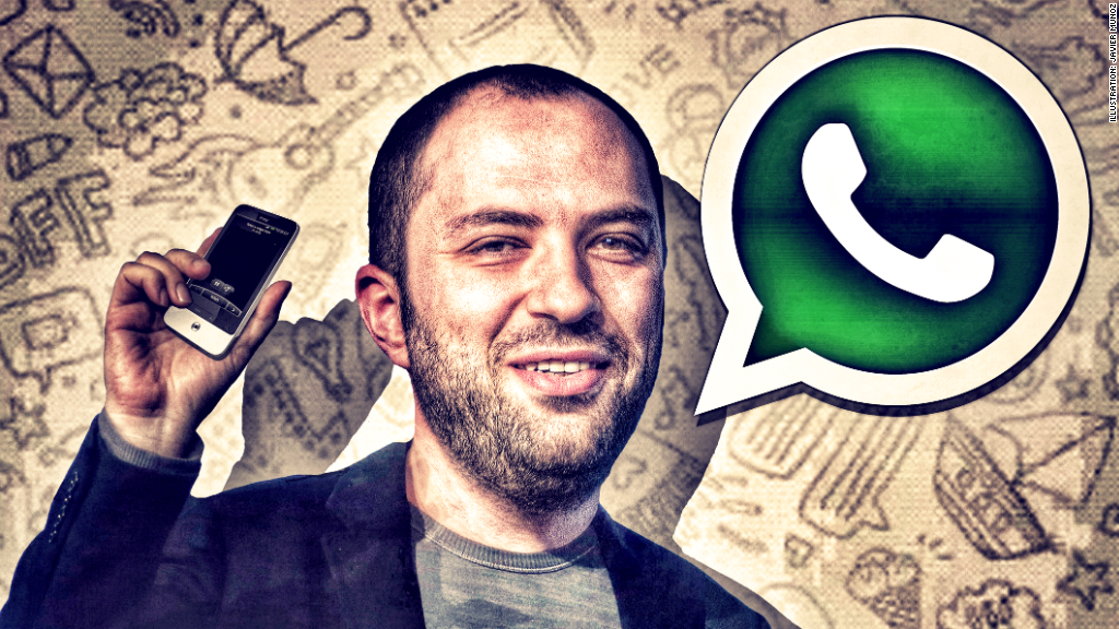 Jan Koum 10 Self Made Billionaires Who Went From Broke