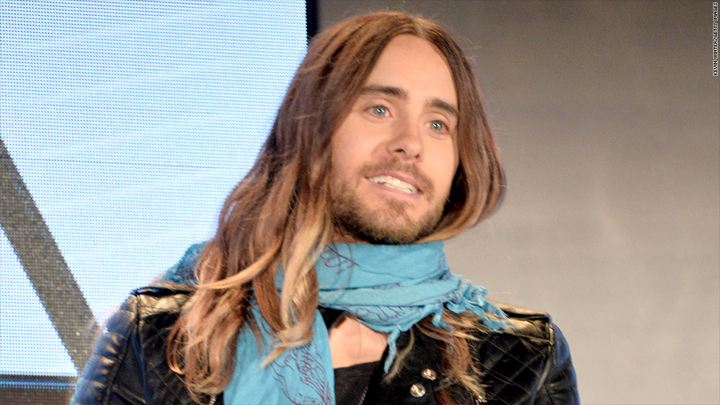 jared leto new hair style jared leto s new venture capitalist 9270