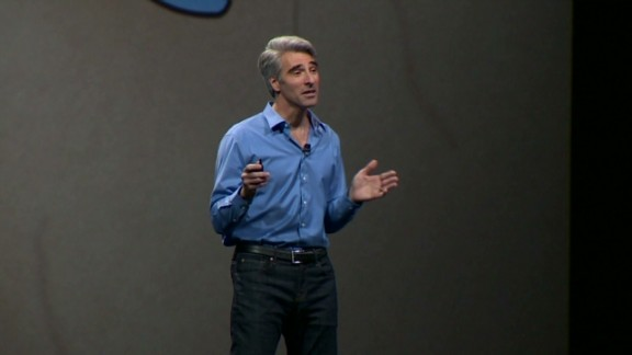 Craig Federighi is Apple's new Steve Jobs