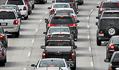 The improving economy is making your commute worse