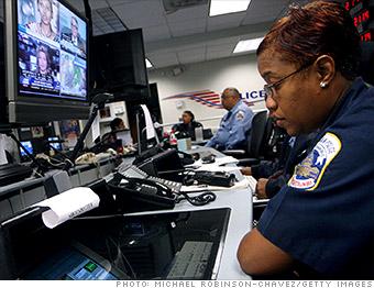 stressful jobs emergency services dispatcher