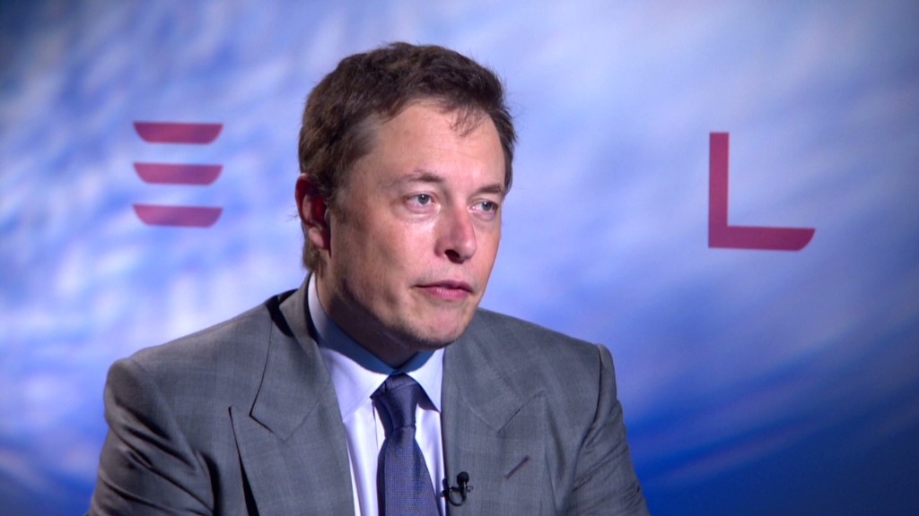 Musk on Tesla's UK expansion, stock price