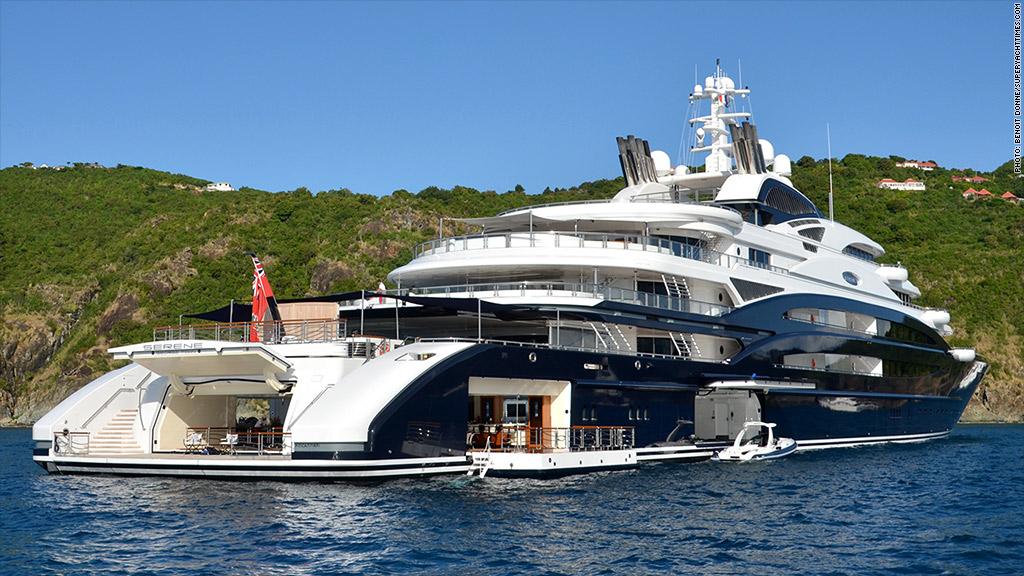 Sweetest Charter Serene Worlds Coolest Superyachts