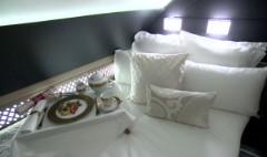 $21,000 plane ride in one-bedroom suite