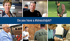 Stressful jobs that pay badly