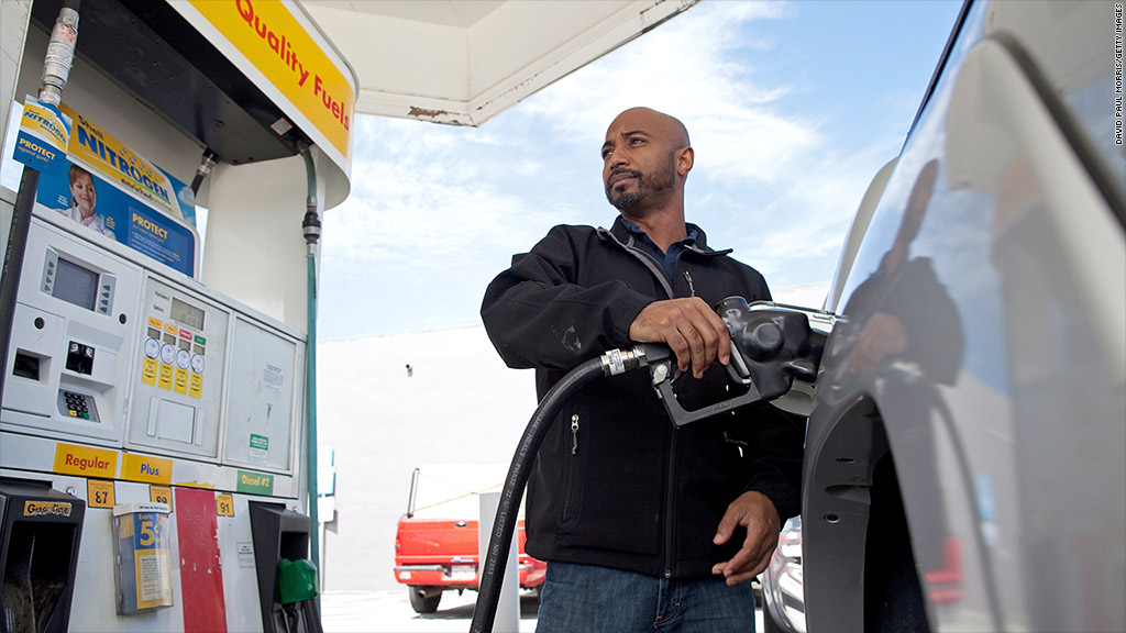 iraq conflict gas prices