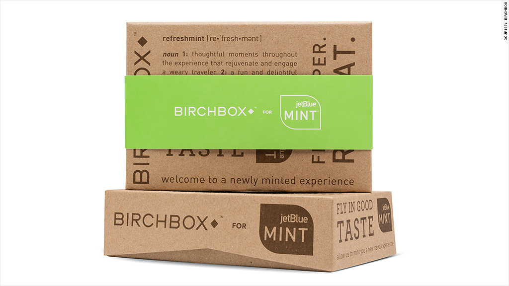 Jetblue Launches New Mint Service