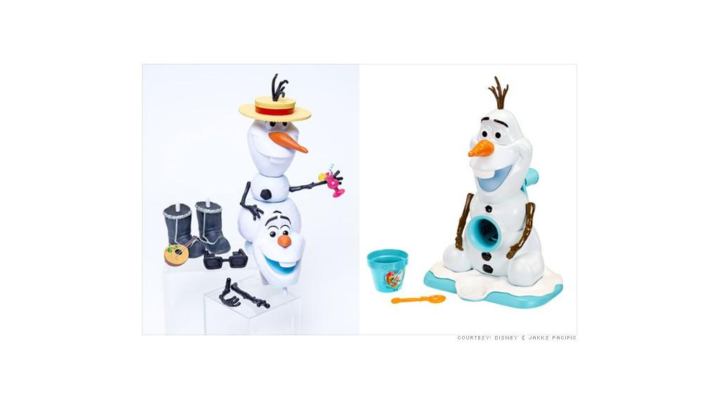 frozen product olef