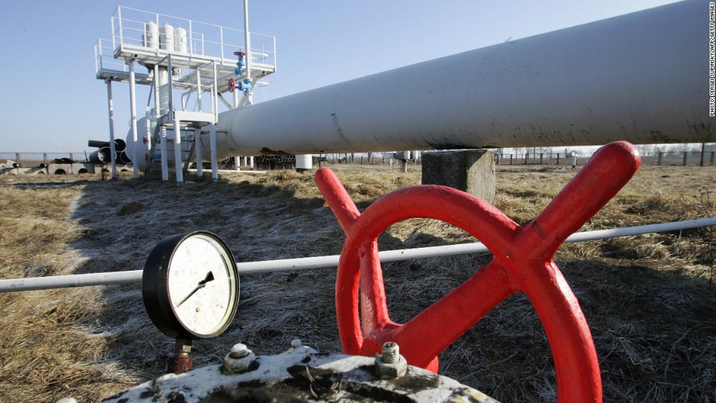 ukraine russia gas
