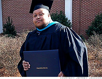 student loan debt jeffrey jackson