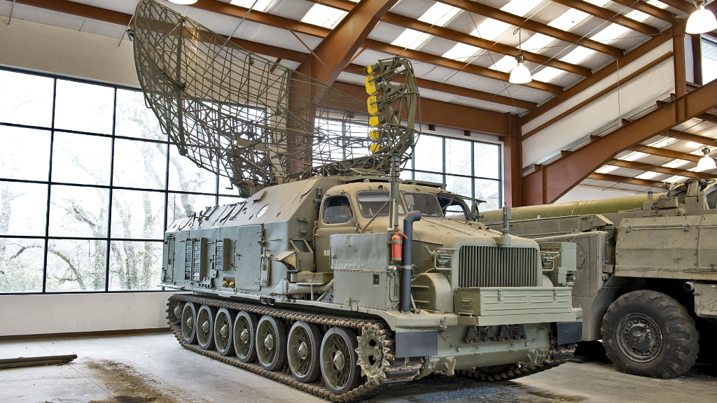 Military Vehicles For Sale >> Tracked radar truck - Buy yourself a tank - CNNMoney