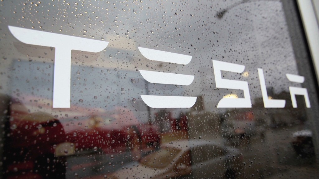 X-rated: Tesla stock soars again