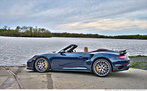 Porsche 911 Turbo S Crazy Expensive And Worth It Jun 19 2014