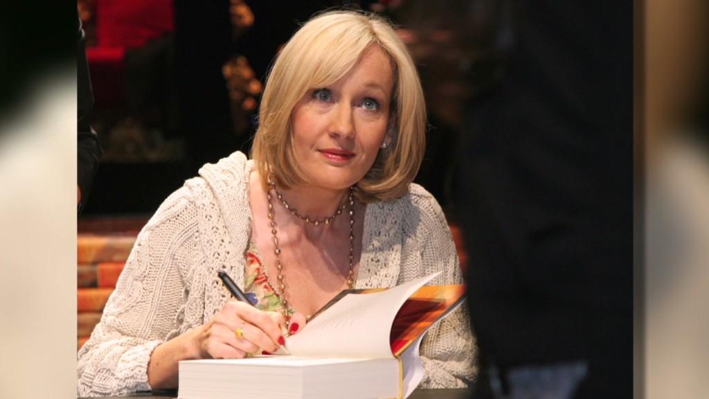 Amazon delays new J.K. Rowling book