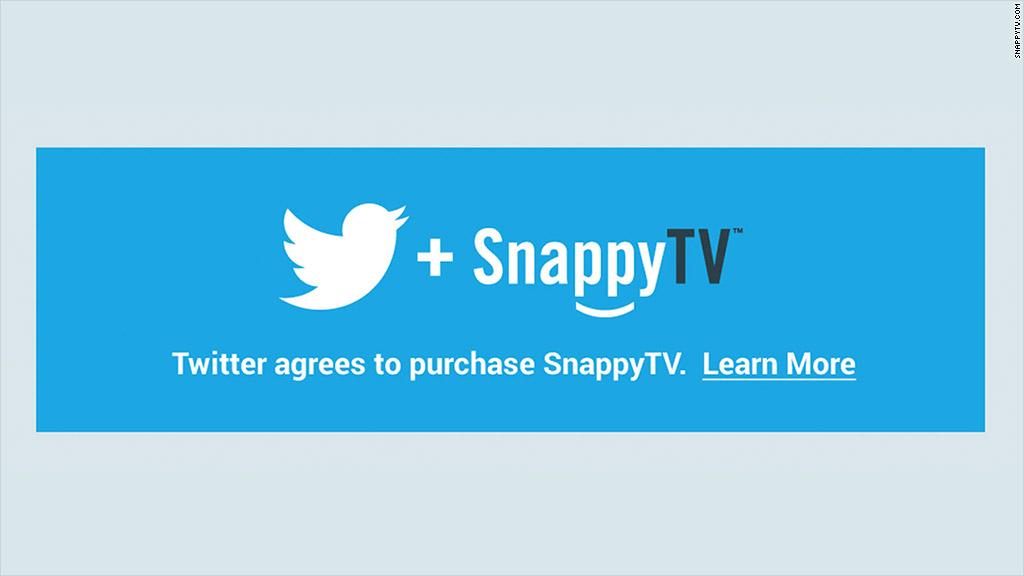snappytv twitter