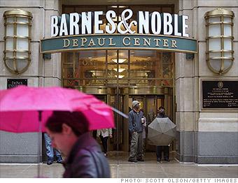 endangered brands barnes noble