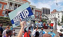 Massachusetts approves $11 minimum wage