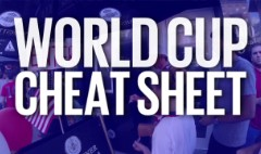 Your World Cup cheat sheet