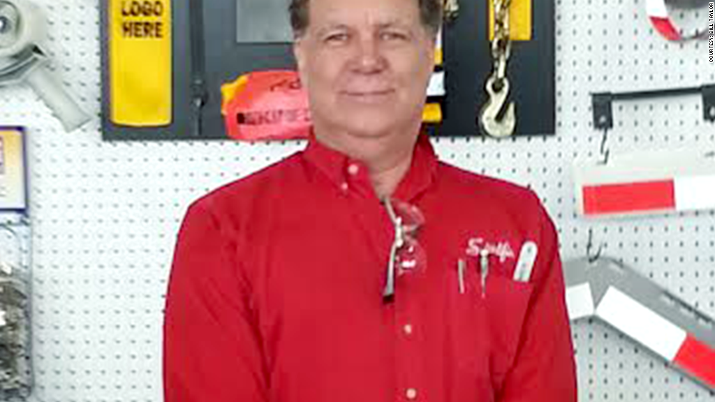 reader stressful jobs bill taylor