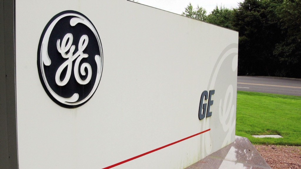 General Electric's $17 billion deal