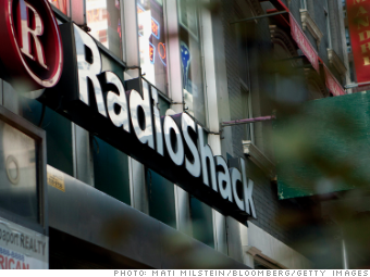 endangered brands radio shack