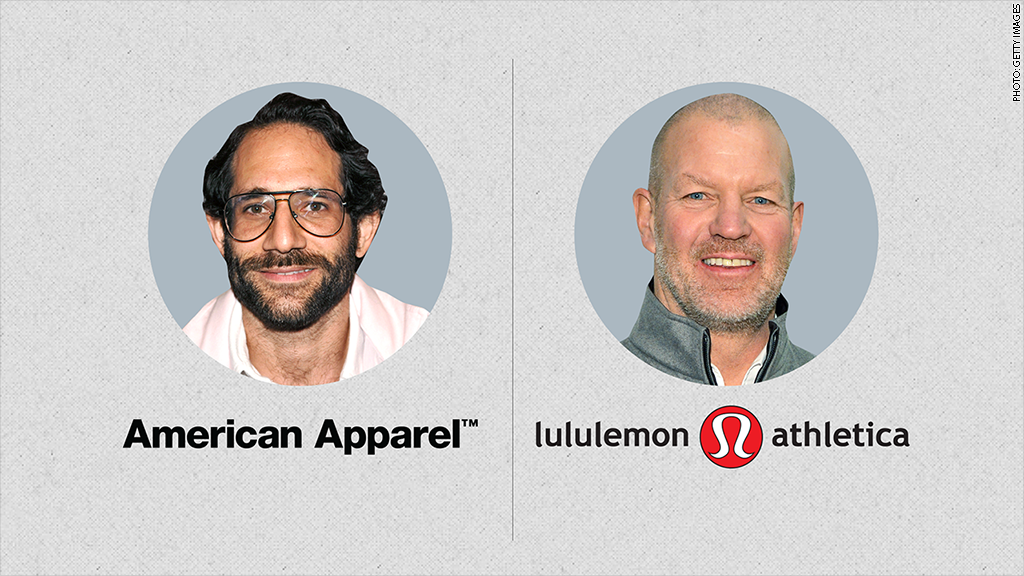 lululemon american apparel