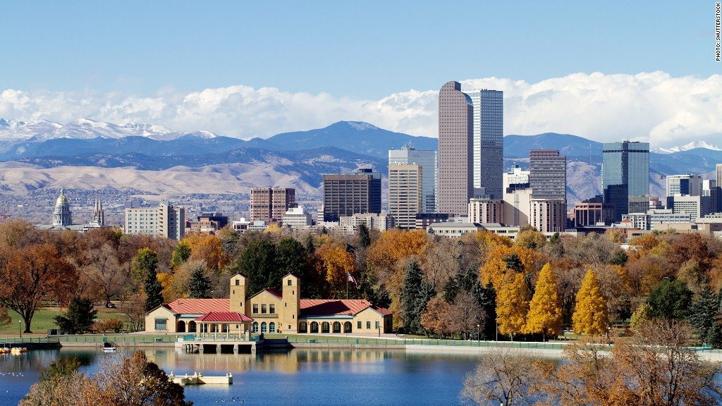 small biz cities denver